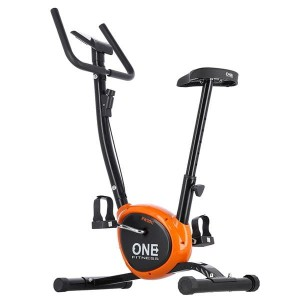 RW3011 BLACK-ORANGE ROWER MECHANICZNY ONE FITNESS